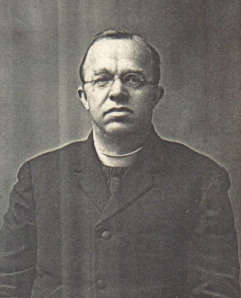 Rev. William Louis Gabe 1907-1919