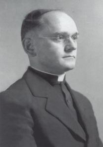 Rev. Clarence Meyer, OSB Associate Pastor, 1932-1934 Pastor, 1932-1942